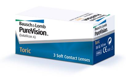 purevision toric cls