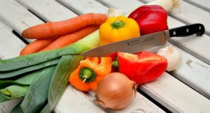 vegetables eye health