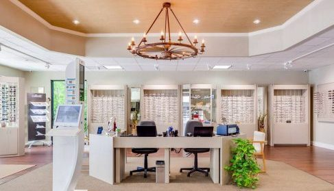 Eye Country optical center in Texax