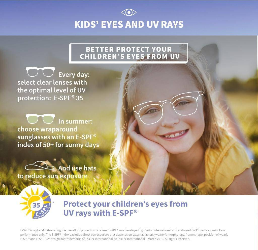 KIDS UV ESSILOR