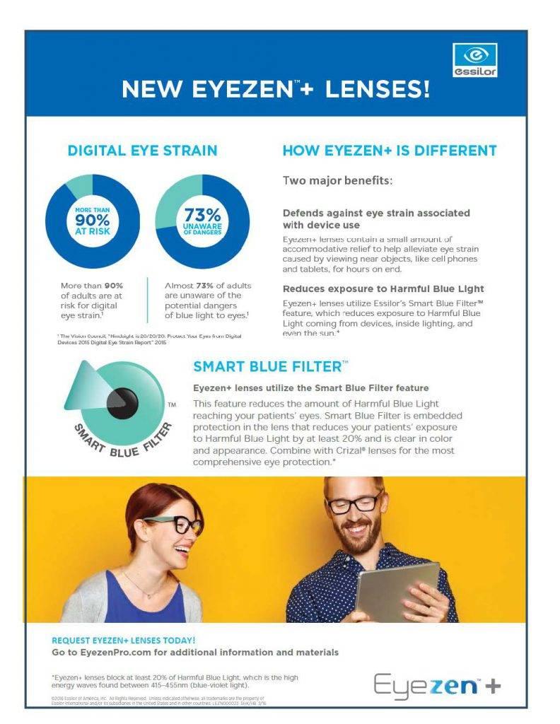 Blue Light-Ezen sept social  media