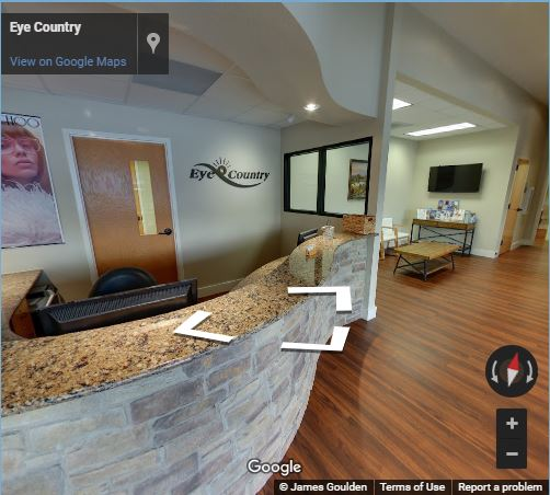 Google interactive tour snip