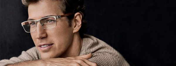 Man wearing Ralph Lauren eyeglasses in Llano & Fredericksburg, TX