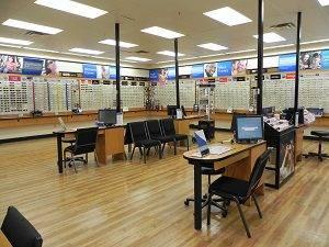 Raeford vision center