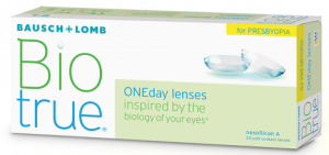 Biotrue One Day Presbyopia
