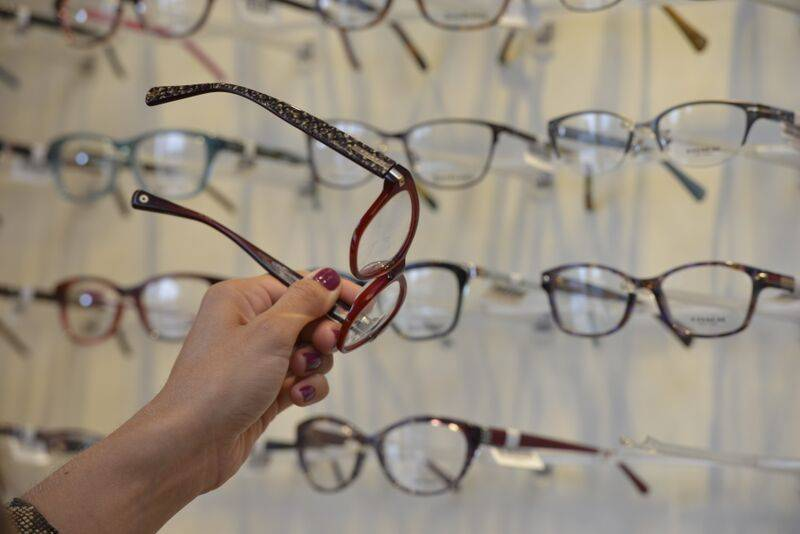 Eyeglasses in st louis