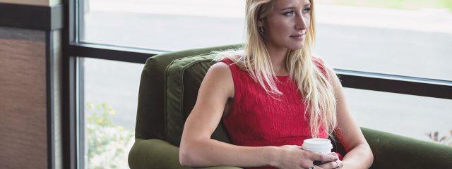 Woman Window Coffee Sad 1280x480 640x240
