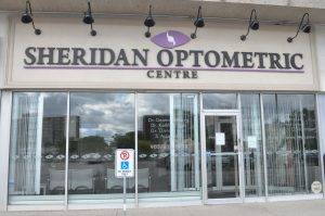 Sheridan Optometric Center Outside