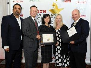 The Mississauga News Readers' Choice Awards were held at the Lakeshore Convention Centre Thursday.