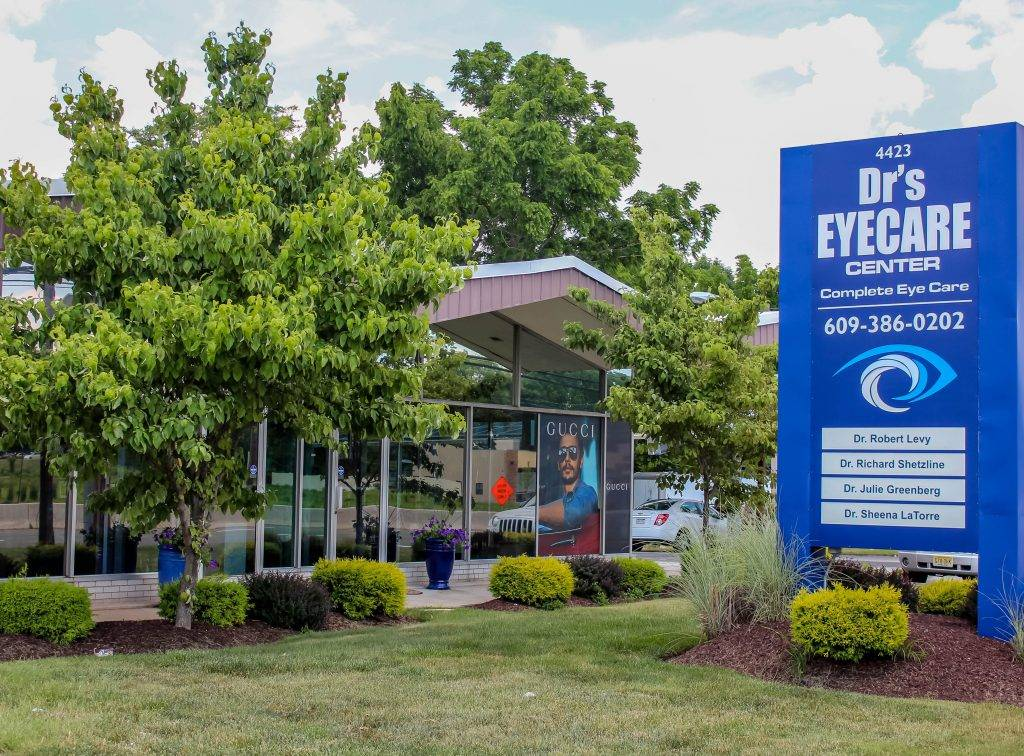 Hours and Location | Eye Doctor Near Me In Burlington, NJ