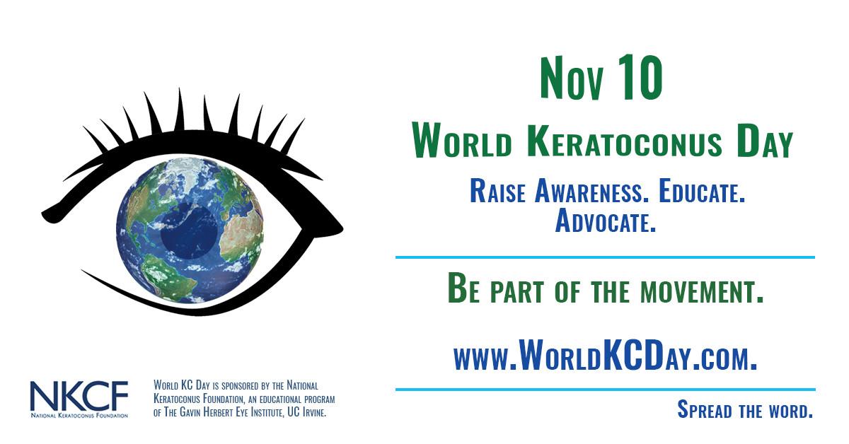 World Keratoconus Day FB Post