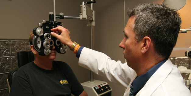 Doctor at Eye Associates in Richboro, Serving Southampton & Churchville, PA