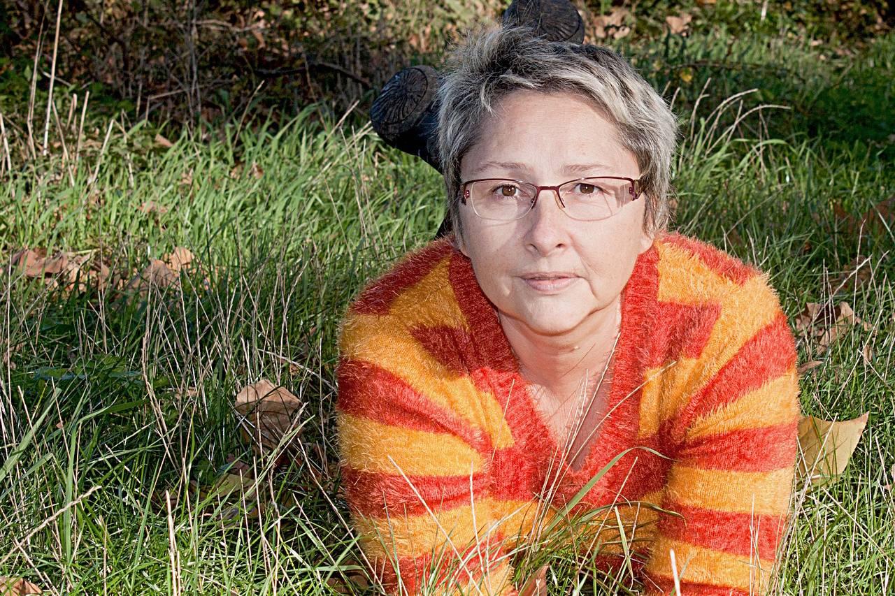 Woman in eyeglasses, Eye Care in Richboro, PA