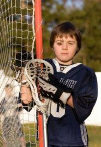 eye injury lacrosse