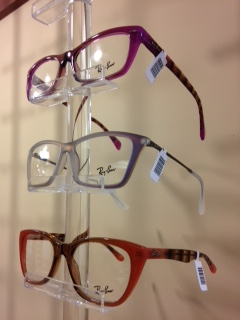 eyeglasses at Petrolia Optometry in Petrolia ON