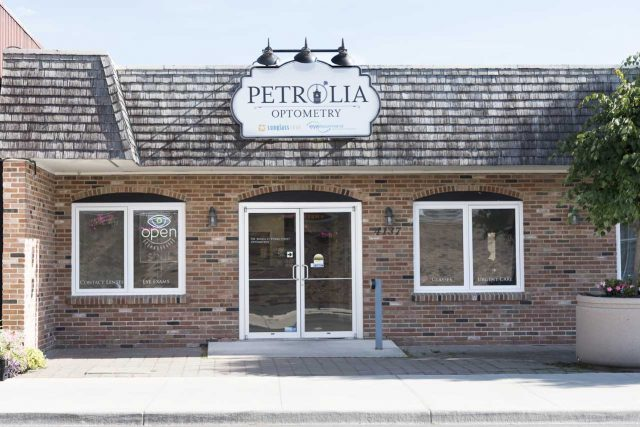 Eye doctor, our practice in Petrolia, ON
