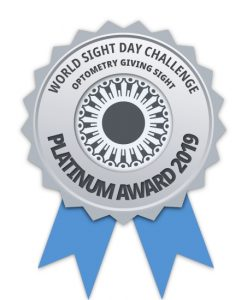 Petrolia Optometry winners of World Sight Day Challenge, Petrolia, Ontario