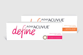 Acuvue DEFINE Contact Lenses Thumbnail
