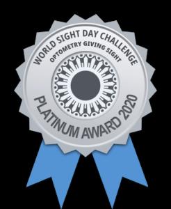 Petrolia Optometry winners of World Sight Day Challenge, Petrolia, Ontario