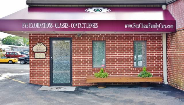 Eye doctor, our practice in Philadelphia, PA