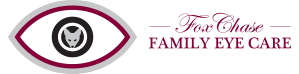 fox chase family eye care logo