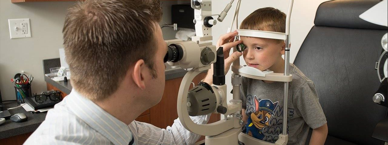 Pediatric Eye Exams in West Orange, NJ
