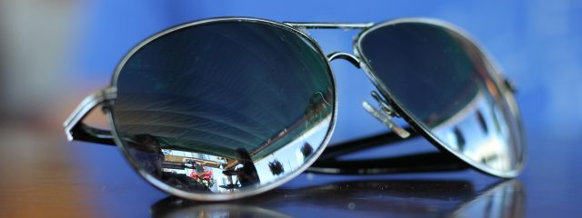 Optometrist, pair of sunglasses in West Orange, NJ
