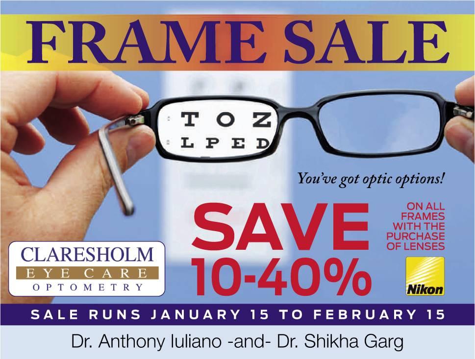 claresholm eye care