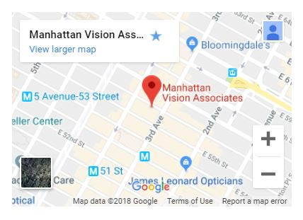Manhattan Eye Doctor
