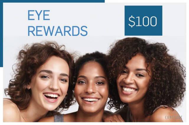EyeCU TempSure redeem 100 reward points dec2020