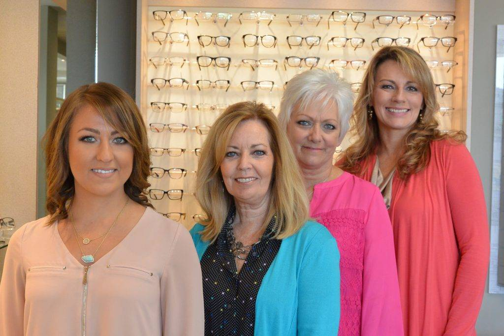 Optical Staff at Medical Arts Optical in Hot Springs, AR