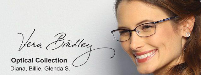 Vera Bradley Designer Frames Logo