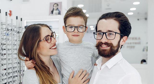 Eyeglasses & Eye Exams | Optometrists in Hot Springs