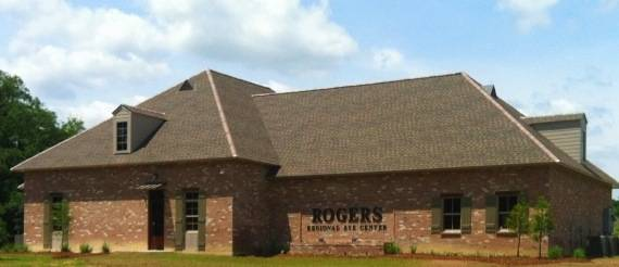 Rogers Regional Eye Center in Central, LA