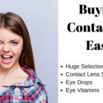 Buy contact lenses online easily