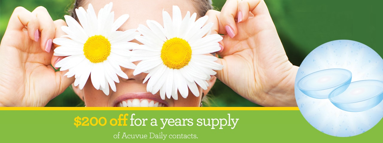Contact lens rebate in danbury and stamford CT