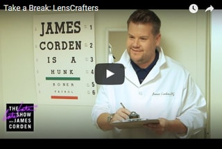 lenscrafters eye doctor video