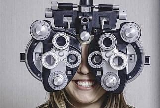 girl eye exam min