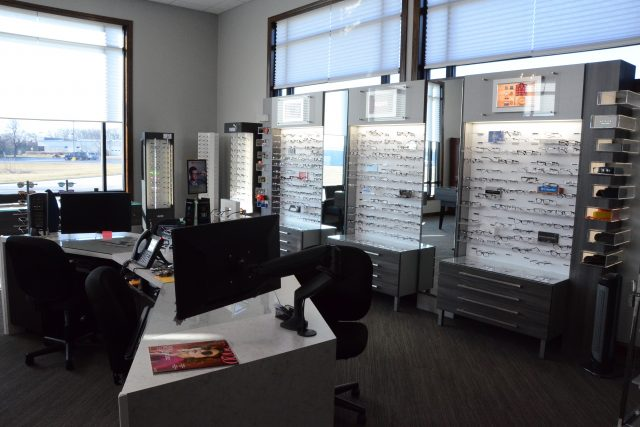 Dunlap Vision office
