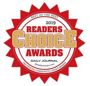 readers choice 2019