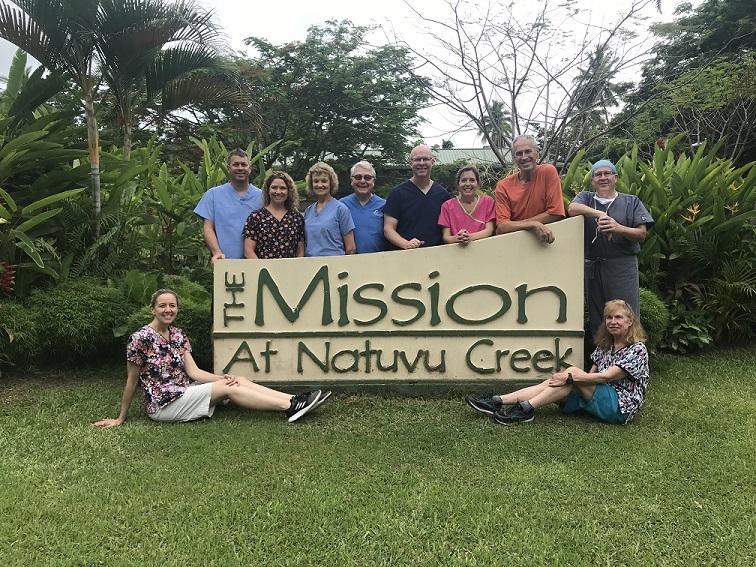 Eye Care Mission to Natuvu Creek, Fiji