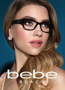 bebe frames women
