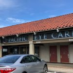 Pacific Eye Care office in Huntington Beach, CA