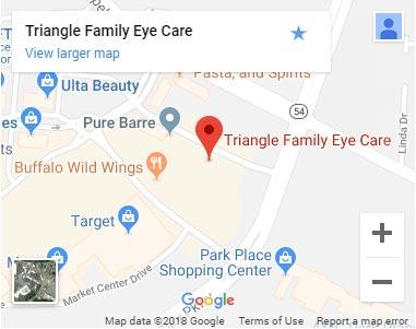 Triangle Family Eye Care Google Map