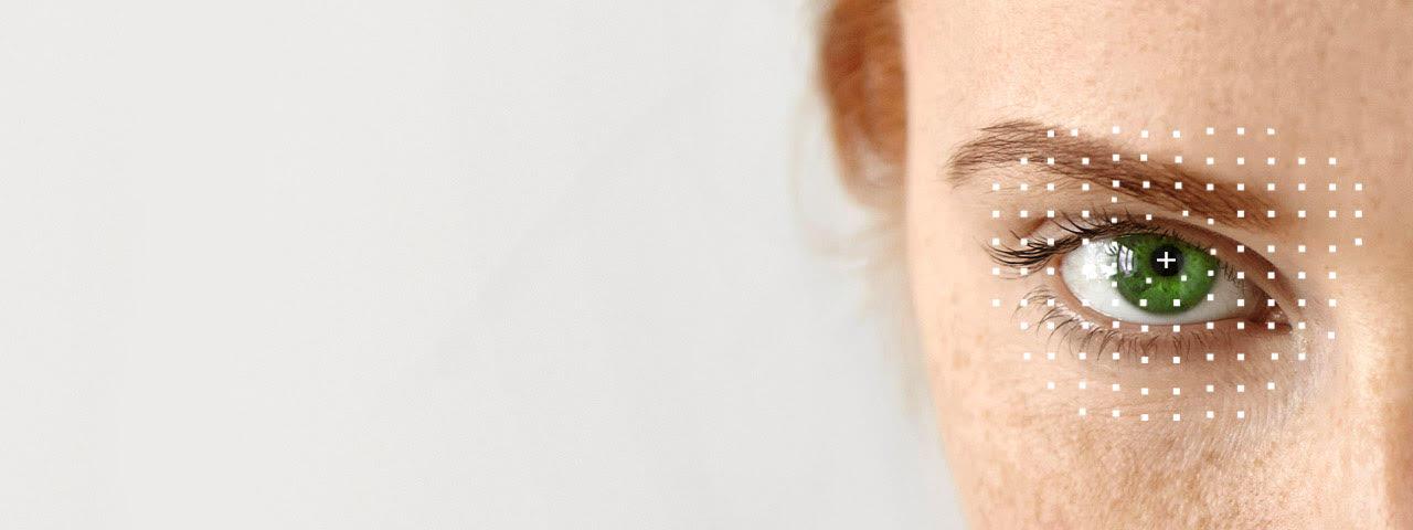Woman's eye, Eye Care Emergencies in Bardstown, KY