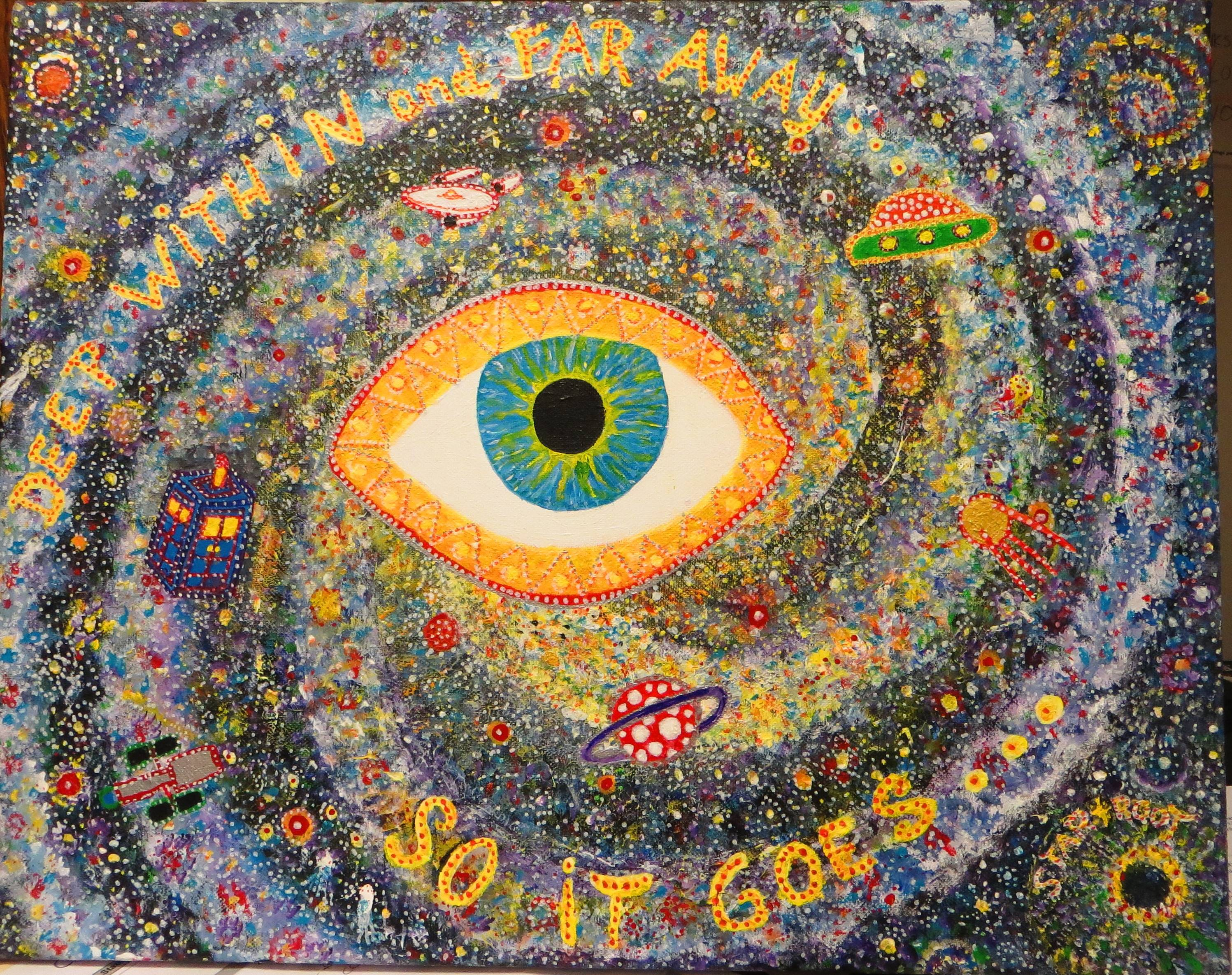 3 Eye of the Milky Way by Starroot