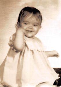 Steve Jacobs OD Mechelle baby Photo