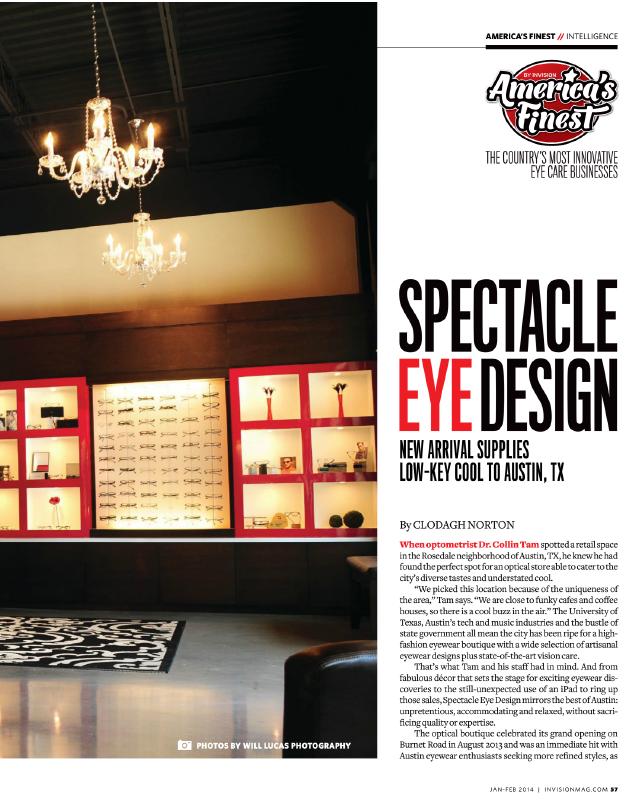 Invision Magazine Article