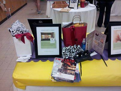 Our table by central austin eye doctor