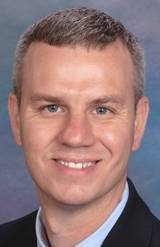 Dr. Ty J Miller, optometrist in Akron, Ohio